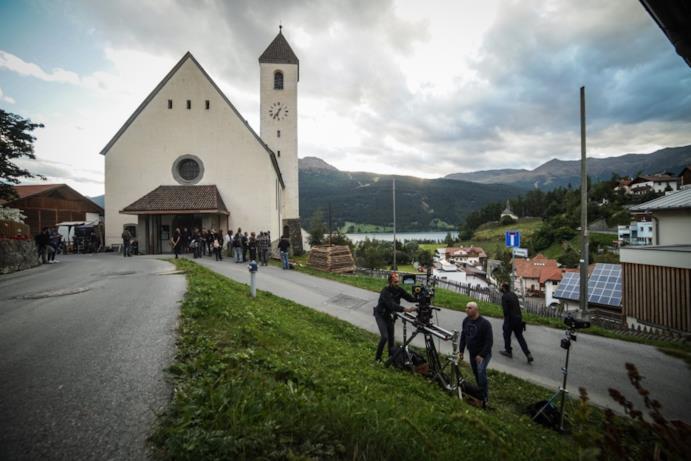 Curon, in provincia di Bolzano