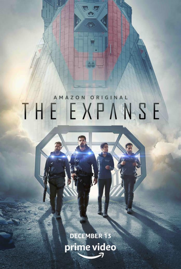 The Expanse: il poster della stagione 4