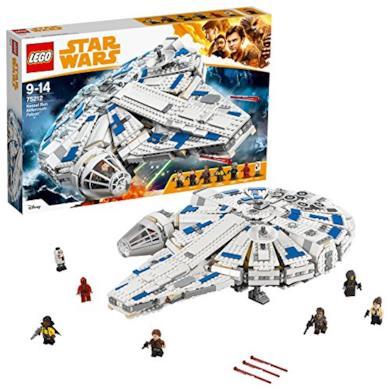 LEGO 75212 Star Wars TM Kessel Run Millennium Falcon
