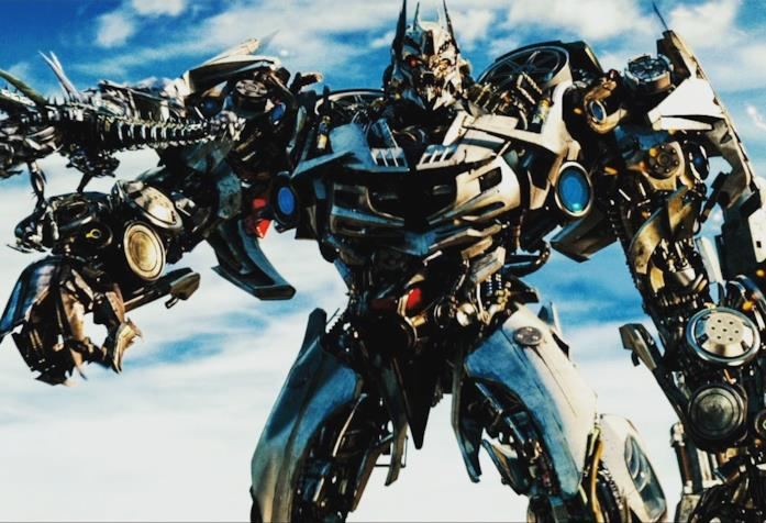 Soundwave in Transformers 3