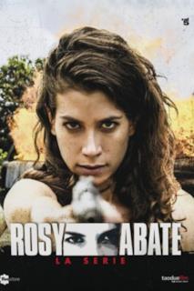 Poster Rosy Abate - La Serie