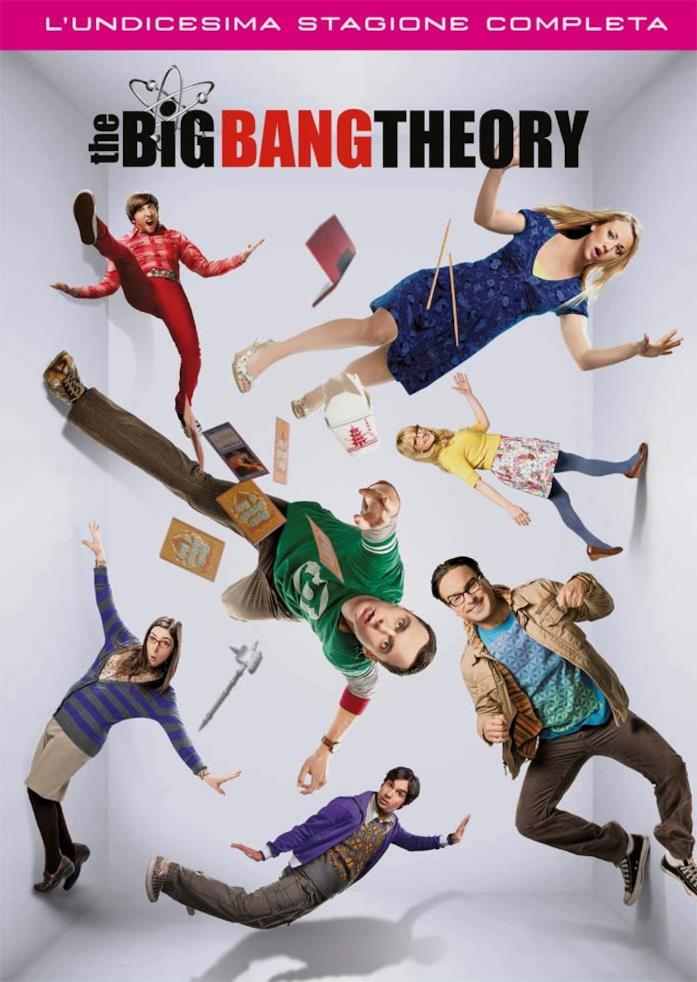 The Big Bang Theory 11 in Home Video