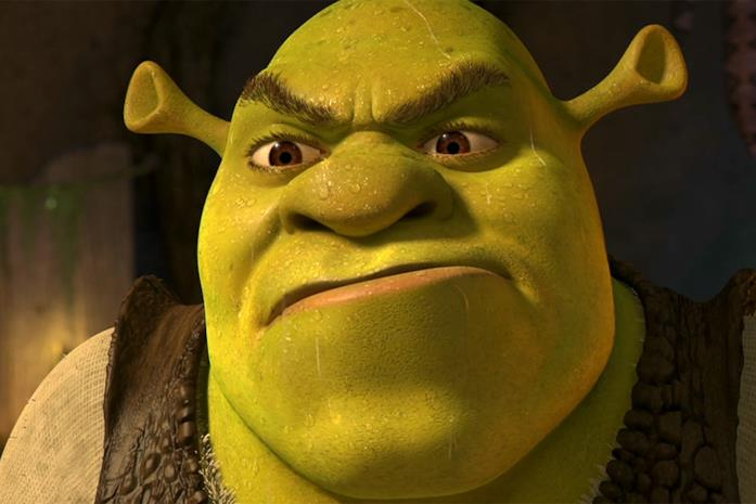 I protagonisti del franchise Shrek