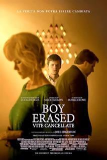 Poster Boy erased - Vite cancellate