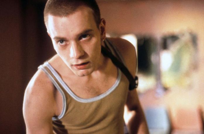 Mark Renton, personaggio principale di Trainspotting