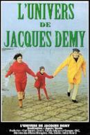 Poster L'univers de Jacques Demy