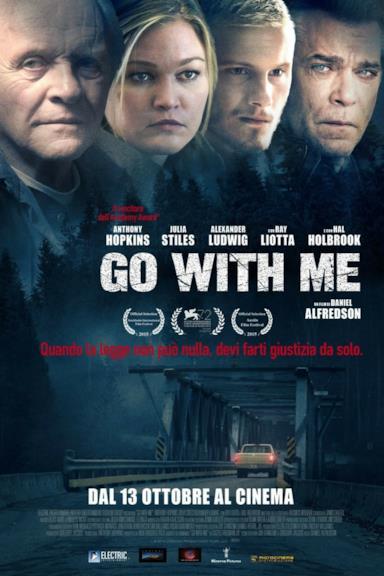 Poster Go With Me - Sul Sentiero Della Vendetta