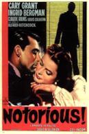 Poster Notorious - L'amante perduta