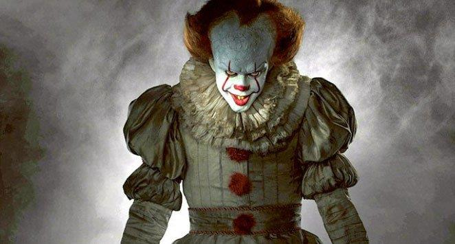 Pennywise di IT 2017