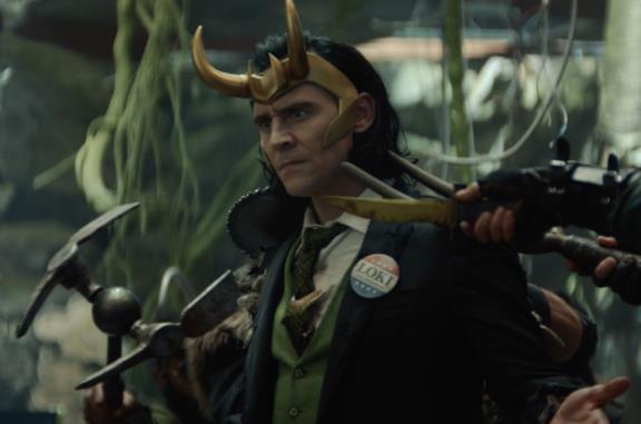 Loki nel primo trailer della serie
