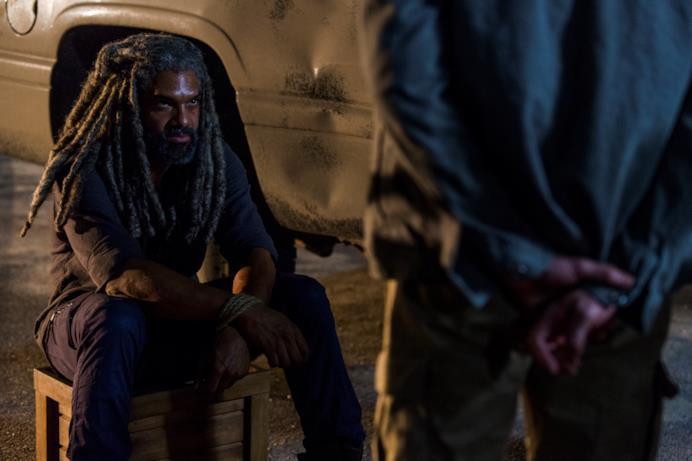 Re Ezekiel sarà presente in The Walking Dead 8x09