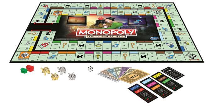 Monopoly nuova edizione