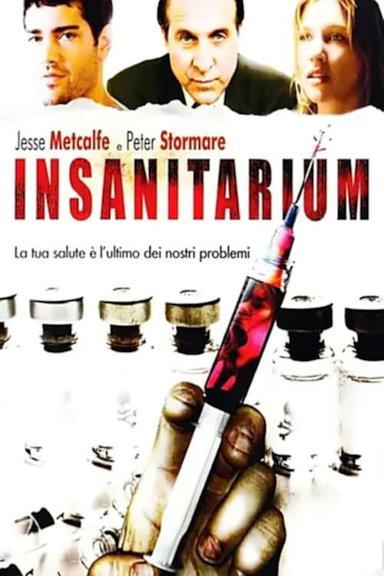 Poster Insanitarium
