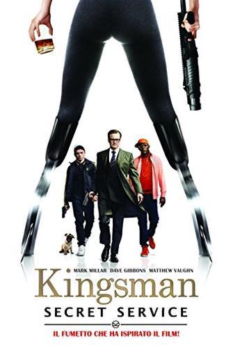Kingsman. Secret service