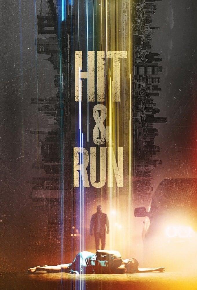 Il poster ufficiale di Hit & Run