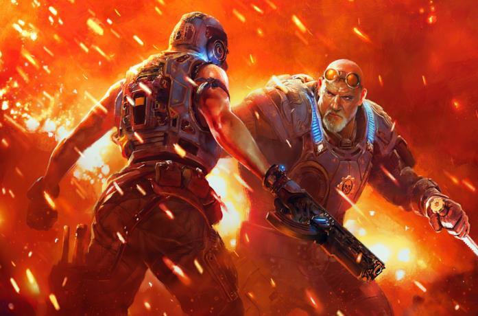 Gears 5 tra i giochi gratis su Xbox di febbraio 2021