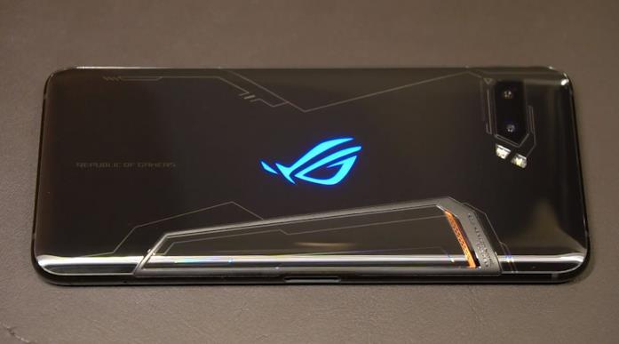 Asus ROG Phone 2 fotocamera posteriore