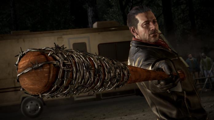 Tekken 7 accoglie Negan di The Walking Dead