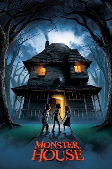 Poster Monster House