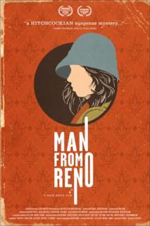 Poster Man from Reno
