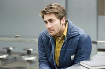 Jake Gyllenhaal in una scena di Zodiac