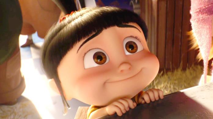 Agnes, Cattivissimo me