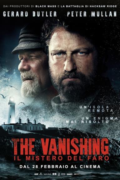 Poster The Vanishing - Il mistero del faro