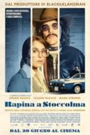 Poster Rapina a Stoccolma