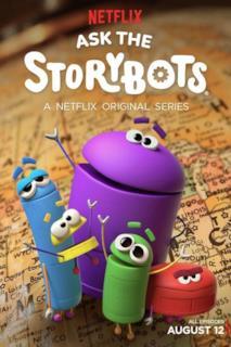 Poster Chiedi agli StoryBots