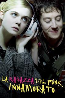 Poster La ragazza del punk innamorato