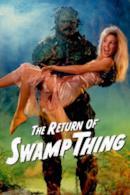 Poster Il ritorno del mostro della palude