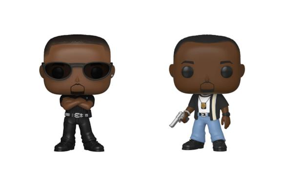I Funko Pop di Marcus Burnett e Mike Lowrey