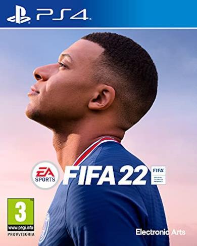 FIFA 22 Standard Plus – PlayStation 4 [Esclusiva Amazon]