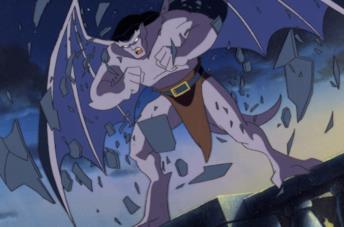 Golia in Gargoyles - Il risveglio degli eroi