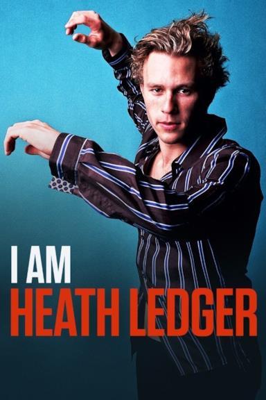 Poster I Am Heath Ledger
