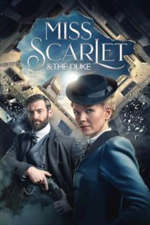 Poster Miss Scarlet & the Duke