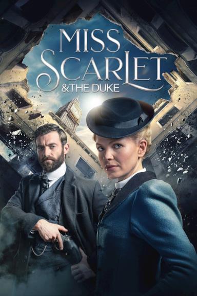Poster Miss Scarlet & the Duke