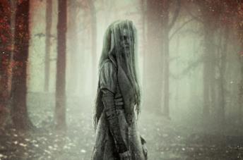 La Llorona nel film della saga The Conjuring