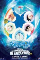 Poster Doraemon - Il Film - Nobita e la grande avventura in Antartide
