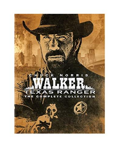 Cofanetto DVD di Walker, Texas Ranger - Seasons 1-9