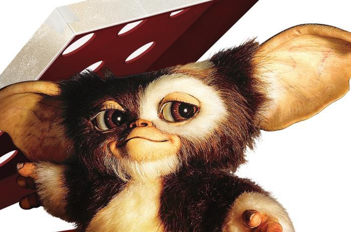 Gizmo in un'immagine da Gremlins