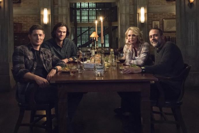 Supernatural 300: la famiglia Winchester al completo