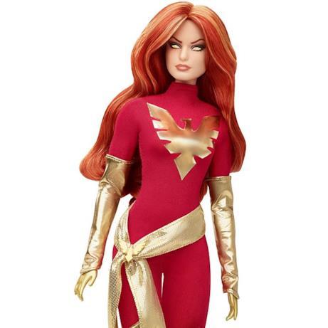 Barbie Dark Phoenix e il suo costume iconico