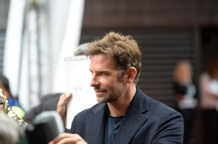 Bradley Cooper tra i fan