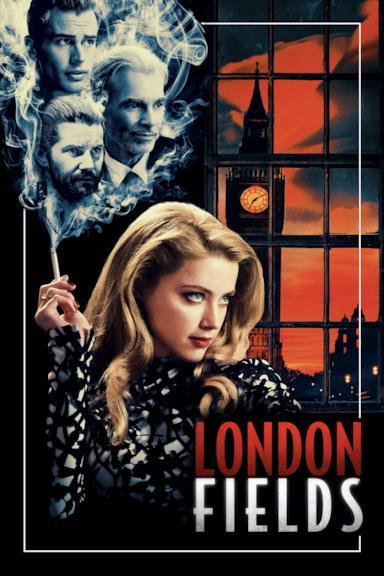 Poster London Fields