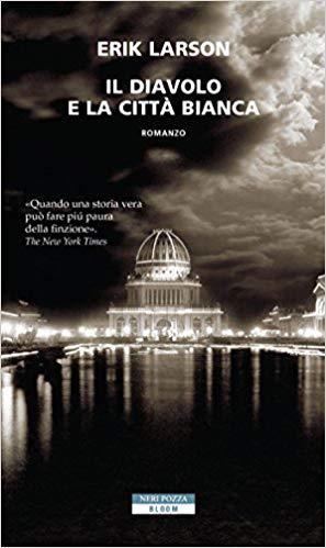 Copertina del libro Il diavolo e la città bianca