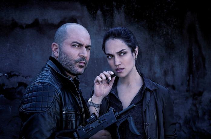 Lior Raz in Fauda su Netflix