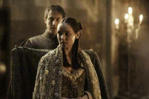 Game of Thrones: un'immagine di Roslin Frey