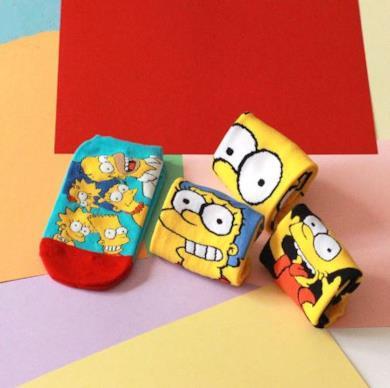 Calzini Simpsons
