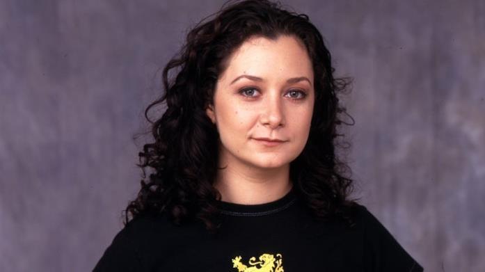 Sara Gilbert ai tempi della serie di Williams